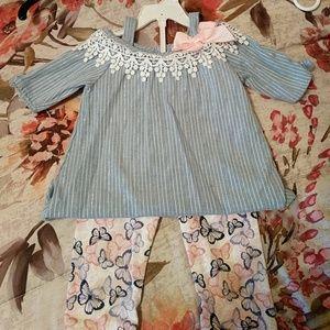 Little Lass outfit 4t